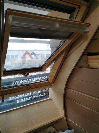 Okno Dachowe z kołnierzem 78x118!!! SUPER OFERTA !!!