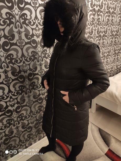 Kurtka zimowa czarna