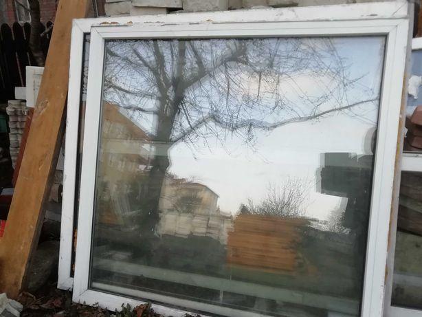 Okno witryna nieotwierane