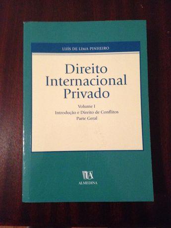 Direito Internacional Privado - Livro de Direito