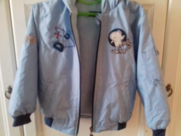 Продам детскую демисезонную куртку DADA