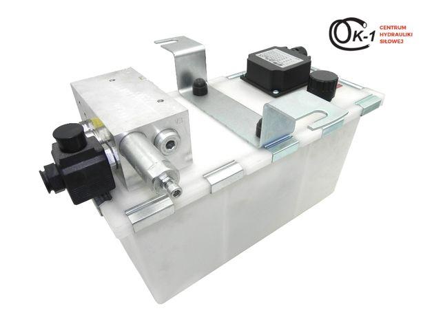 Agregat hydrauliczny do ramp Argo Hytos SPA01-33/14-7-00/02400