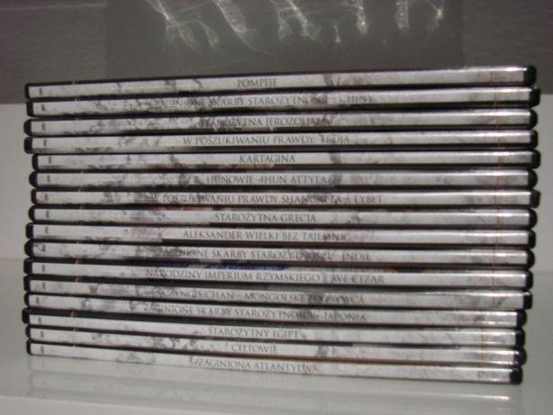 DVD Historia starożytnych cywilizacji 16 szt