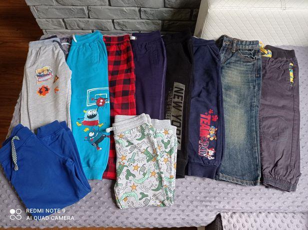 Zestaw 10 par spodni chłopięcych