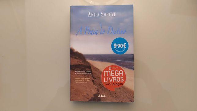 A praia do Destino de Anita Shreve