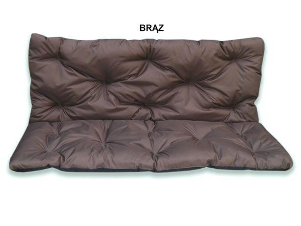Poduszka poducha 150x60x50 na ławkę ogrodową, huśtawkę 150x60x50