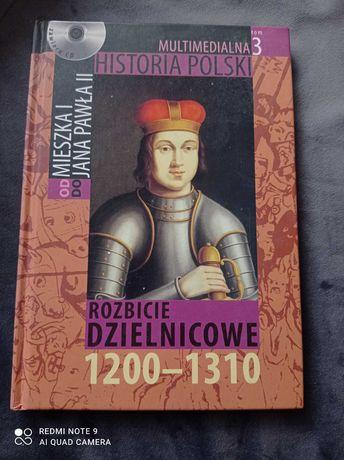 Historia polski rozbicie dzielnicowe