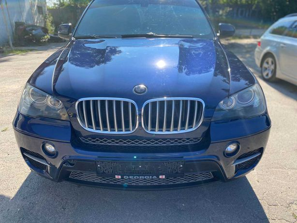 Капот БМВ Х5 Е70 Е71 капот BMW X5 E70 E71 капот X5 Разборка Розборка