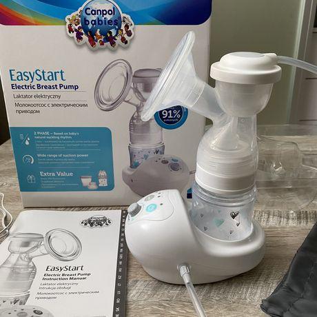 Электрический молокоотсос Canpol EasyStart