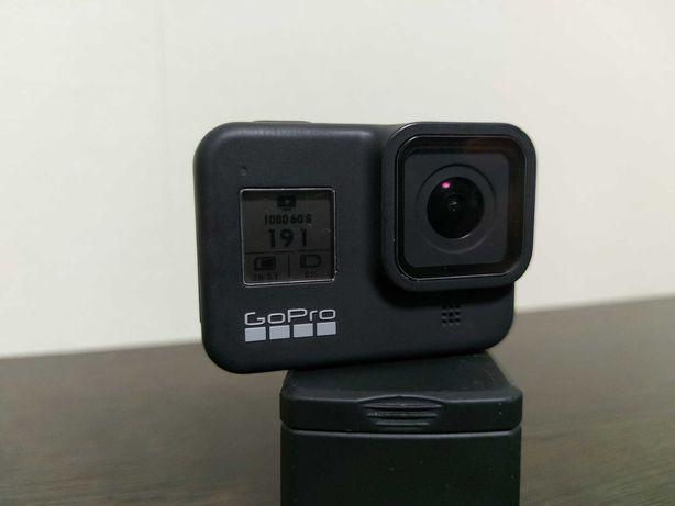 Камера go-pro 8 с большим комплектом