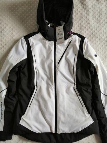 Sprzedam kurtkę narciarską damską 4F rozmiar XS membrana neodry 15 tys