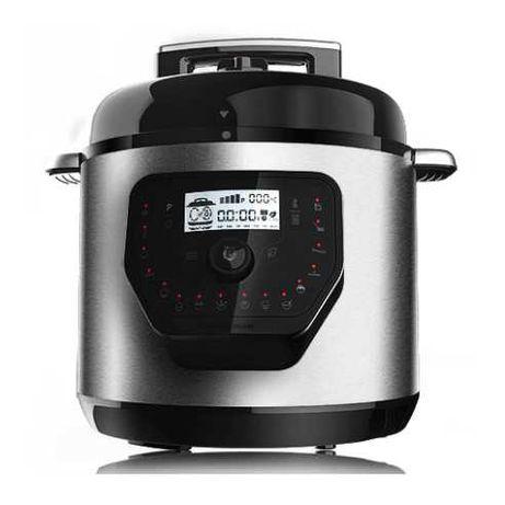 CECOTEC Olla GM H Deluxe, panela programável, robot cozinha