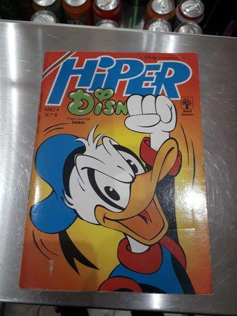 Livro «Hiper Disney»