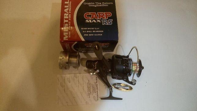Kołowrotek Mistrall CARP MAX RS5000