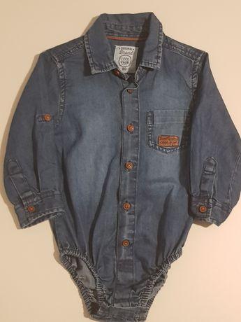 Body jeans rozmiar 80