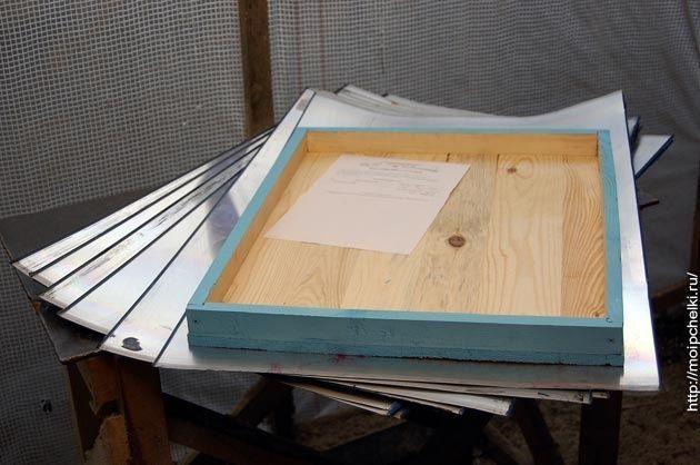 Листы алюминия алюминиевые, алюминий листовой для крыш ульев.