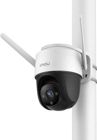 Kamera obrotowa IP DAHUA 2mpx audio syrena LED P2P