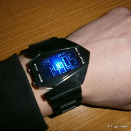 Годинник Fire Stealth / часы Истребитель