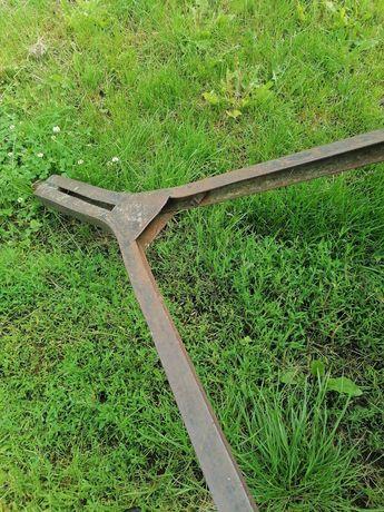 Przyczepa rolnicza - rama  hl8011,
