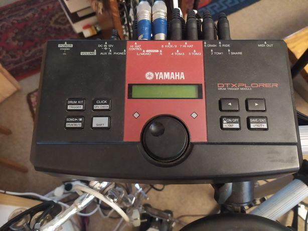 Барабанная установка Yamaha Dtxplorer