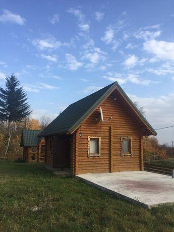 СРОЧНО! Продается дом в с. Вербовец с нового деревяного сруба.