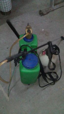 Sulfatador / Pulverizador