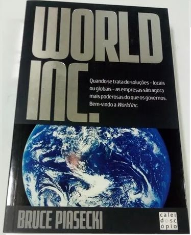 World Inc. - de Bruce Piasecki