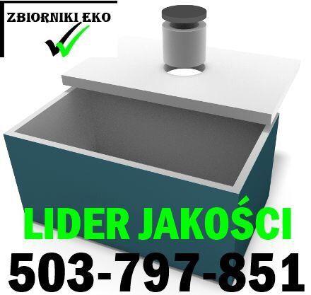 Szambo Szczelne 12 000 litrów pojemnik na deszczówkę 12m3 szamba 12tyś