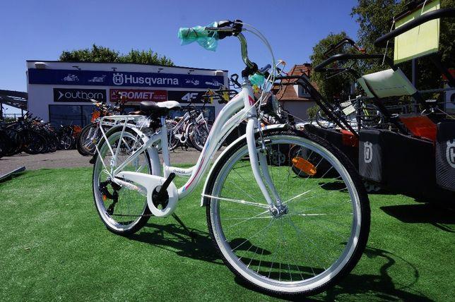 rower komunijny JUNIOR MILLANO 24 Monteria 3 lata GW