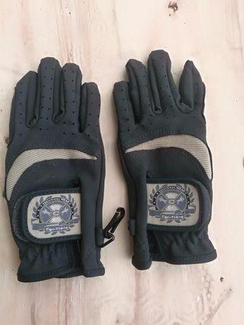 Rękawice dziecięce -jeździeckie na konno Technical WEAR -6
