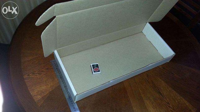Продам картонную упаковку 535х235х70 мм.