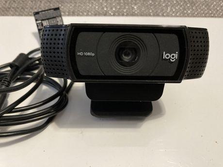 Kamerka logitech HD pro webcam C920