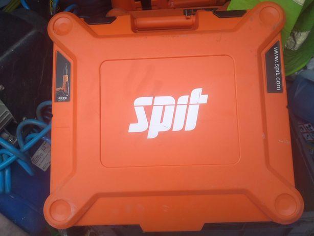 Walizka + instrukcja Osadzak prochowy pistolet gwodziarka Spit P370