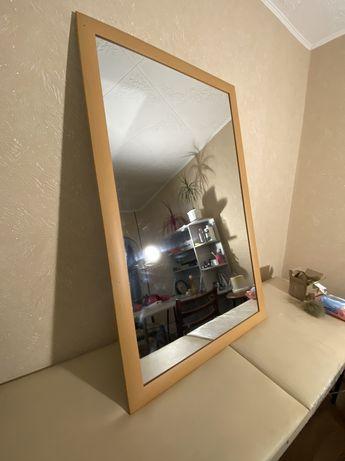 Большое зеркало 77×125