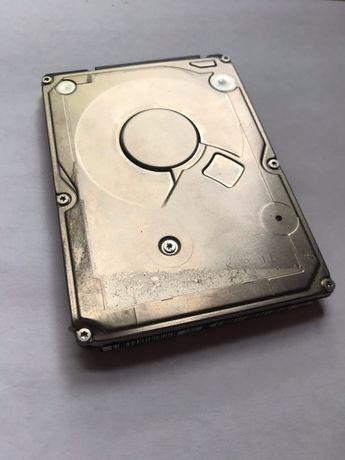 Нерабочий жёсткий диск для ноутбука