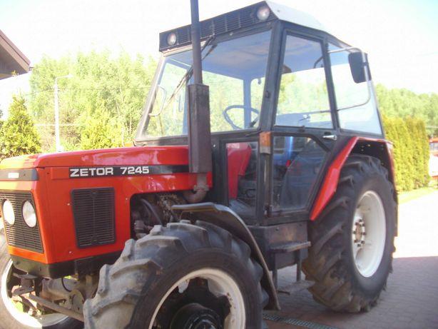 Zetor 7245,4x4-rok1990-stan bdb