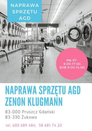 Naprawa AGD Zenon Klugmann
