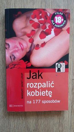 """Książka """"Jak rozpalić kobietę"""" +18"""
