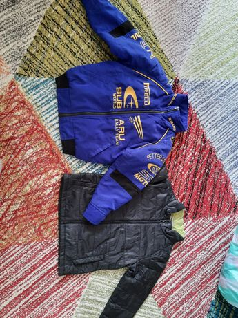 Одяг для хлопчика ріст 122