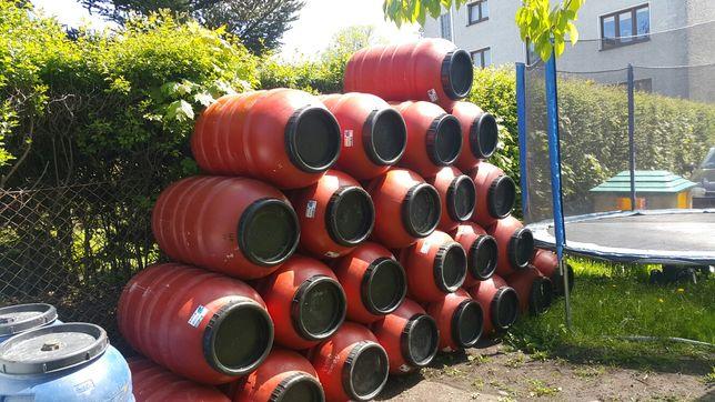 Beczka zbiornik na wodę wiaderko gratis