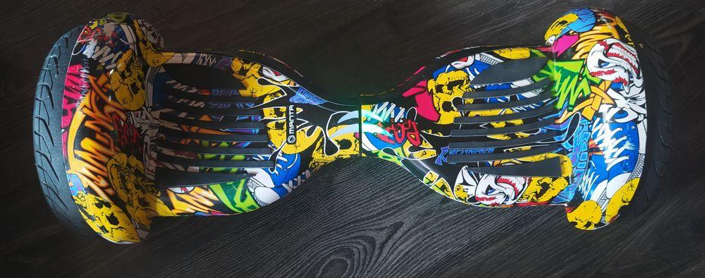 OKAZJA! Hoverboard Manta MSB9012 V Rider Grande  GWARANCJA!  Mińsk Mazowiecki - image 1
