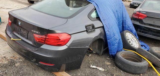 Четверть крыло кузов крышка багажника БМВ Ф36 BMW F36 купе