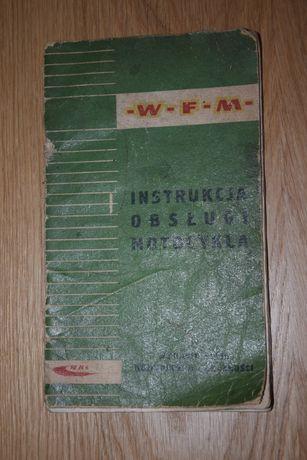 instrukcja katalog wsk shl wfm junak komar romet