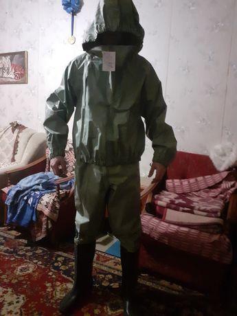 Продам костюм защитный резиновый