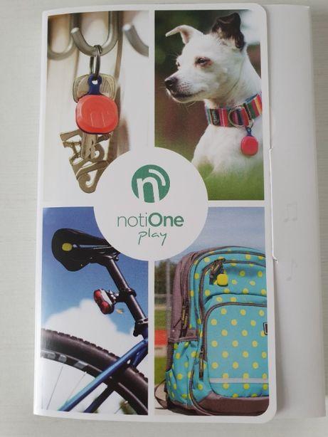 NotiOne lokalizatory kluczy, roweru, samochodu, psa, dziecka, portfela