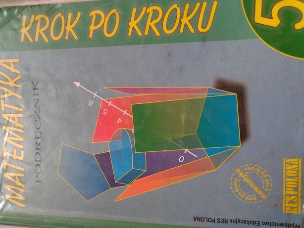 """Podręcznik """"Krok po kroku 5"""" , wyd. Res polona"""