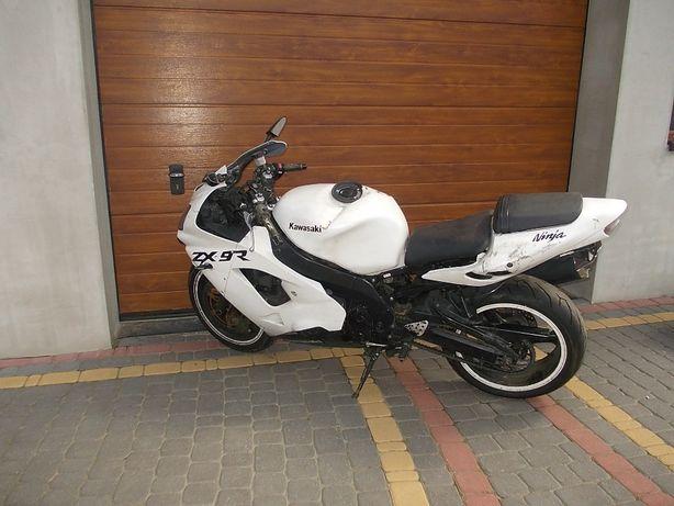 Kawasaki zx9r silnik 00-04
