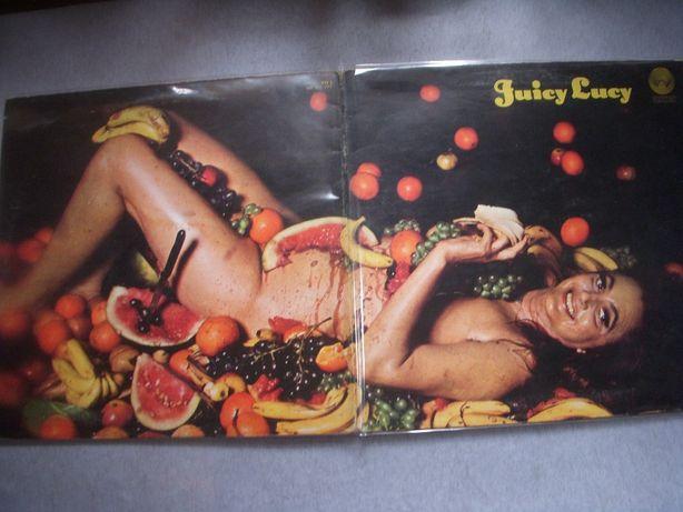 винил - пластинки JUICY LUCY