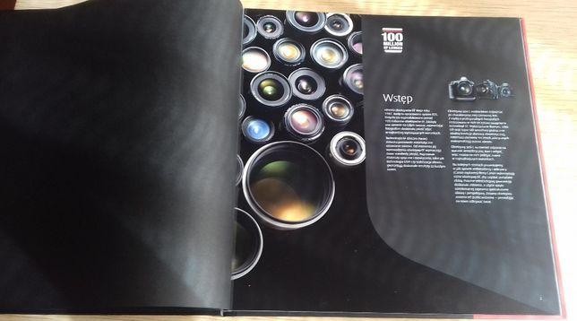 album Canona - katalog obiektywów fotograficznych