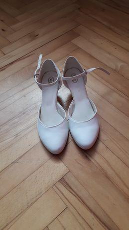 Buty ślubne rozm 38 Witt